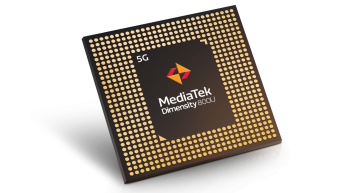 The Dimensity 800U is a tweaked version of Mediatek's 7nm 5G chip, adding dual SIM support