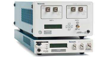 Optical transceiver test platform reduces test time