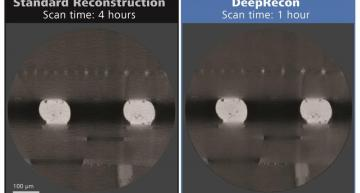AI improves 3D X-ray imaging for package failure analysis