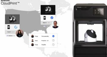 3D printing workflow software enables collaboration from anywhere