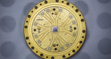 Rigetti Quantum Computing Processor