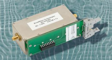 BroadWave electromechanical programmable attenuator