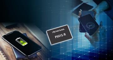 15-W wireless power receiver features WattShare TRx mode