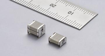 Murata's KCM and KRM lines of metal terminated multilayer ceramic capacitor MLCC have voltage tolerance up to 1250V