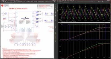 Custom version of PSpice with system-level circuit simulation