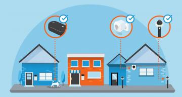 Semtech and Silicon Labs team with Amazon on Sidewalk IoT project