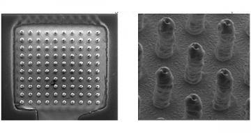 10-second COVID test uses 3D printed sensor