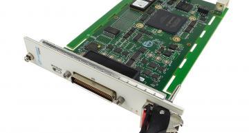 3U VPX board for multi-channel, multi-protocol avionics