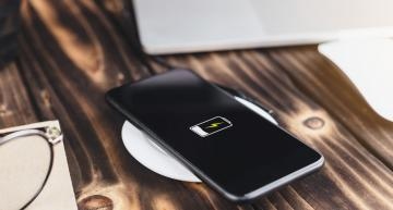 First authentication for secure wireless charging
