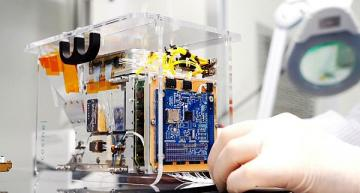 CubeSat uses Intel chip to demonstrate on board AI