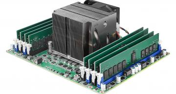 Industrial server boards use COM-HPC standard