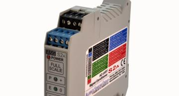 CyberSecure smart AC-LVDT signal conditioner