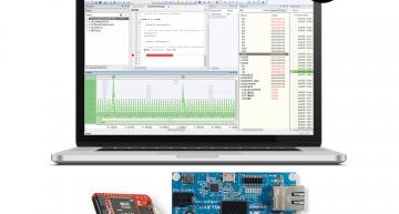 Evaluation kit for smart factory applications