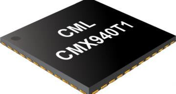 CMX940 RF synthesiser suits low power application