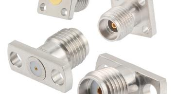 Field replaceable connectors cover a wide range of RF components