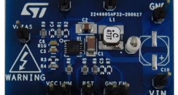Compact 60V DC-DC converter with high efficiency at low loads