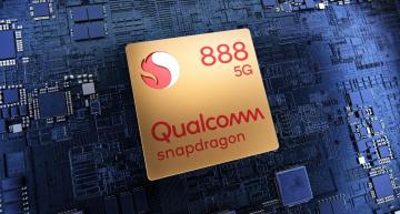 Snapdragon 888 5G mobile platform incorporates the most advanced 5G, artificial intelligence, camera, gaming, and security features for premium smartphones.