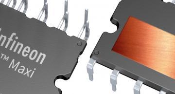 World's first 1200V transfer molded SiC power module