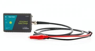 Wireless static charge sensor lets users explore electrostatics