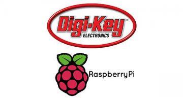 Digi-Key now authorized Raspberry Pi distributor