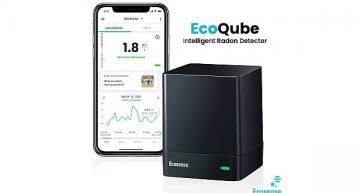 Smart home radon detector offers real-time monitoring