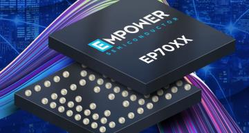 EmPower in California has launched a single chip integrated voltage regulator built in CMOS that can be mounted as a bare die without any external components