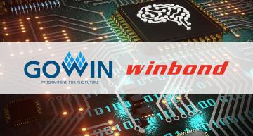 Gowin Semiconductor embeds 64 Mb HyperRAM™ DRAM from Winbond