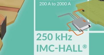 High-speed current sensor IC eases assembly