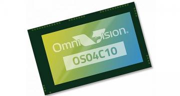OmniVision image sensor targets IoT and security cameras