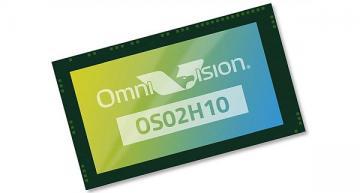 Image sensor adds high value options to mainstream security cameras
