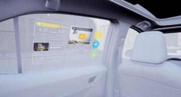 Partnership to produce holographic automotive displays