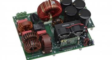Power supply reference design cuts costs