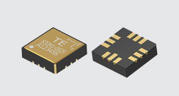 Wide bandwidth triaxial accelerometer targets machine monitoring