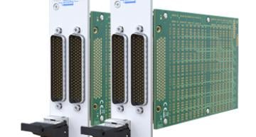 General purpose PXI matrix reaches 70MHz