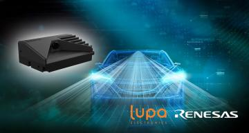 Renesas and LUPA jointly develop open camera platform