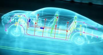 Multi-gigabit automotive Ethernet compliance test solution
