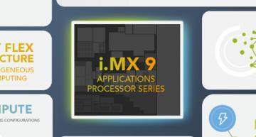 NXP shows first details of i.MX9 processor with edge AI