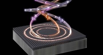 On-chip optical antennas remove data limits