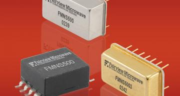 SMT noise sources cover 0.2 MHz to 3 GHz ranges