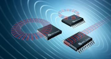 iC-MU200 and iC-MHL200 magnetic encoder ICs