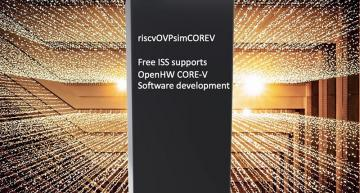 Free ISS for RISC-V CORE-V developers in the OpenHW ecosystem