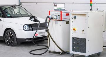 Test solution for EV charging and grid-edge applications