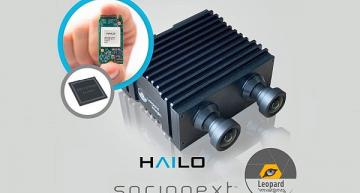 Next-gen AI processing solution for video analytics