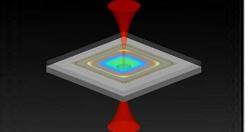 Ultra-precise optomechanical accelerometer needs no calibration