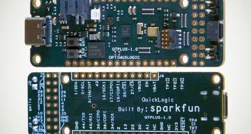 QuickLogic, SparkFun team on open-source EOS S3 SoC dev kit