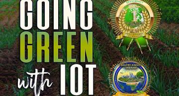 Green IoT contest to recognize environmentally conscious solutions
