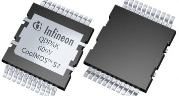 600 V CoolMOS™ S7 family adds MOSFETs for static switching