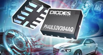 High-speed autosensing level shifter IC