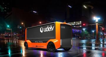 Mobileye, Udelv ink large-scale autonomous delivery deal