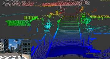 Lidar EDA partnership targets autonomous vehicle safety